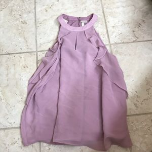 Halter top blouse size S